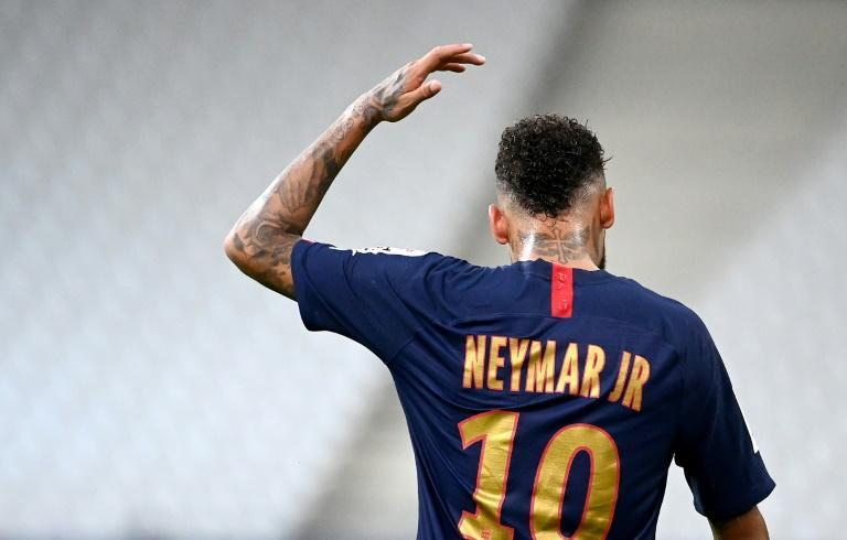 Out of touch: reports of a seven-day, $770,000 party during a pandemic have revived Neymar's image as a spoilt brat