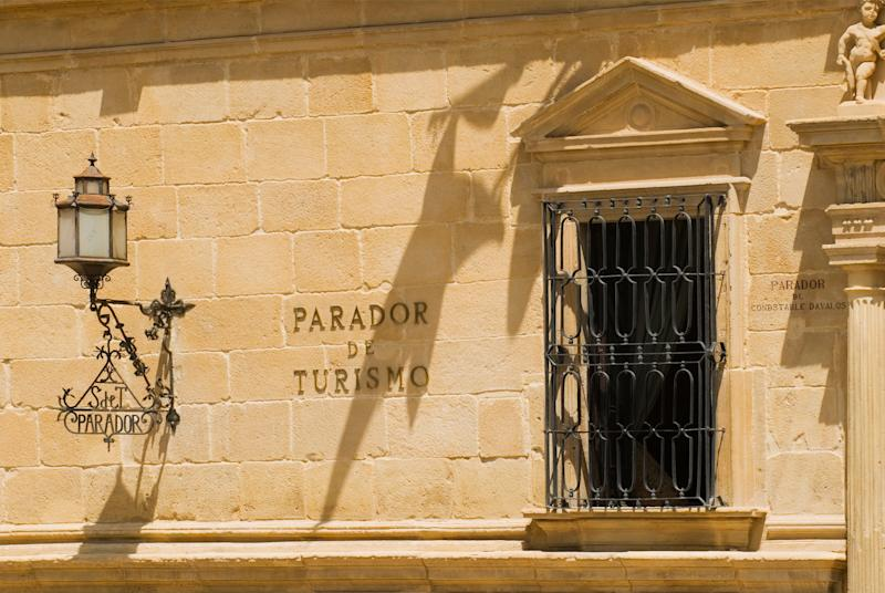 Ubeda's Parador - getty