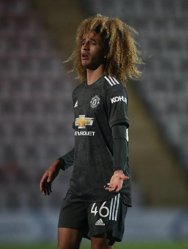 Manchester United could no longer recruit players like Hannibal Mejbri before their 18th birthdays under the new rules