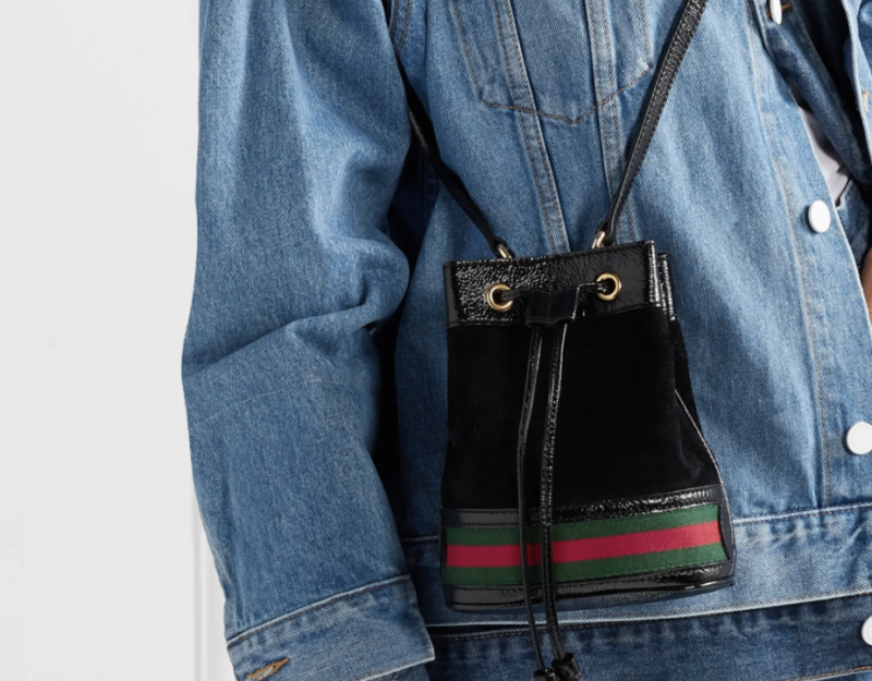 Gucci bucket bag. (PHOTO: Net-A-Porter)