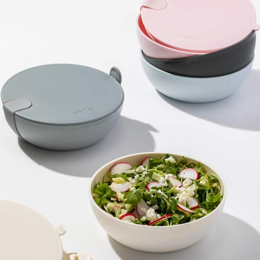 """<p>""""My sister-in-law is chic, minimalistic, and environmentally-conscious in every way possible. When I first discovered the <a href=""""https://food52.com/shop/products/5195-porter-to-go-bowls"""" rel=""""nofollow"""">Porter To-Go line from W&P</a>, I knew it that I had to give it to her as a gift. The bowl, in particular, comes in either ceramic or BPA-free plastic and practically every shade imaginable. What's more, every bowl you purchase gives back to food education in public schools through W&P's partnership with Edible Schoolyard NYC.""""</p> <p><em>~ Lauren Swanson, senior commerce editor</em></p>"""