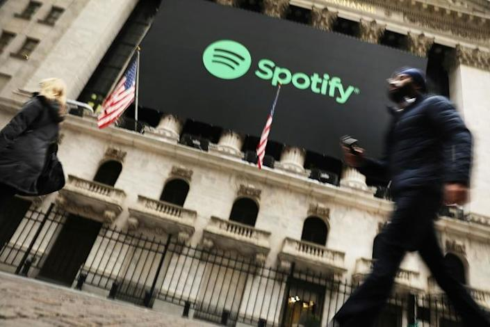 Spotify's unconventional New York stock exchange debut is seen as a success