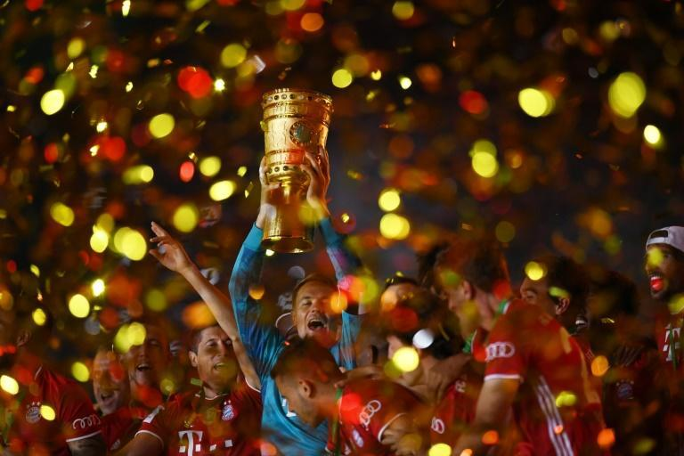 German Cup holders Bayern Munich will play their first-round tie in October