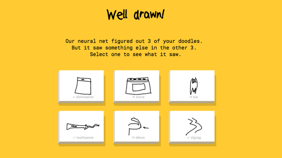 Google\'s new drawing game is fun even if you can\'t draw