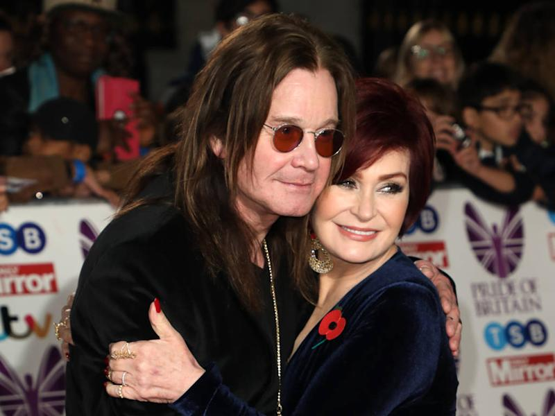 Sharon and Ozzy Osbourne spending Christmas apart for the first time in 40 years