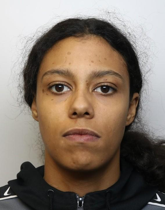 Shantae Duporte was caught after leaving purse filled with drugs in a supermarket. (Nottinghamshire Police)