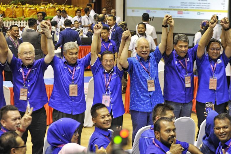 Think-tank Ilham Centre credited the BN's landslide victory through Datuk Seri Wee Jeck Seng to its ability to point out the rival's shortcomings. — Picture by Shafwan Zaidon