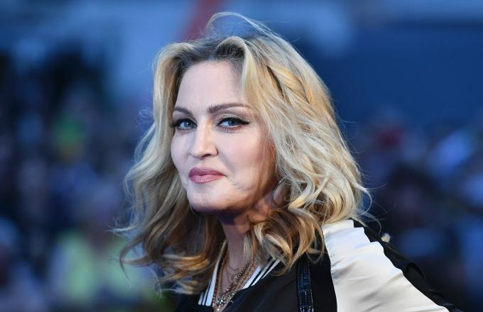 Madonna Raises Eyebrows After Posting Pictures of Black