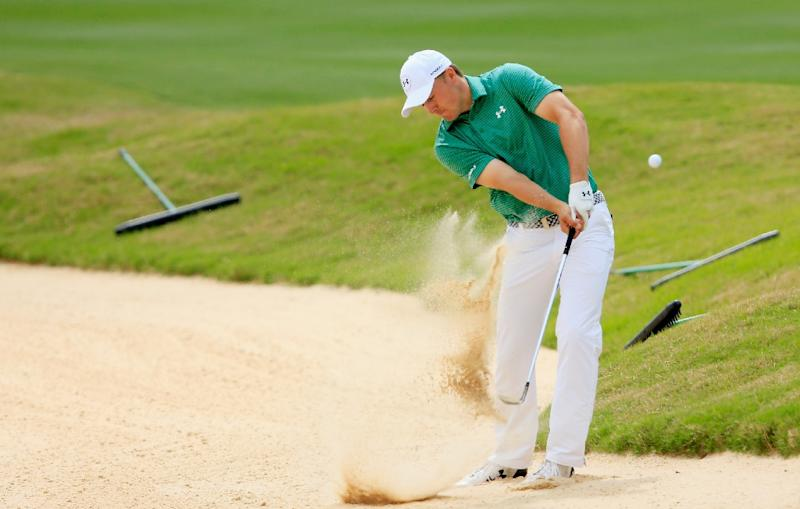 Spieth Says Swing Woes No Worry For Masters
