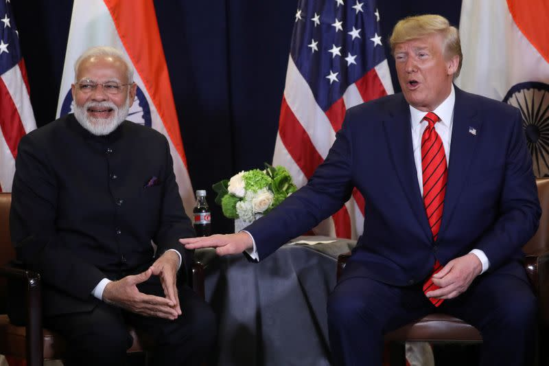 Trump will visit India on Feb. 24-25 - White House