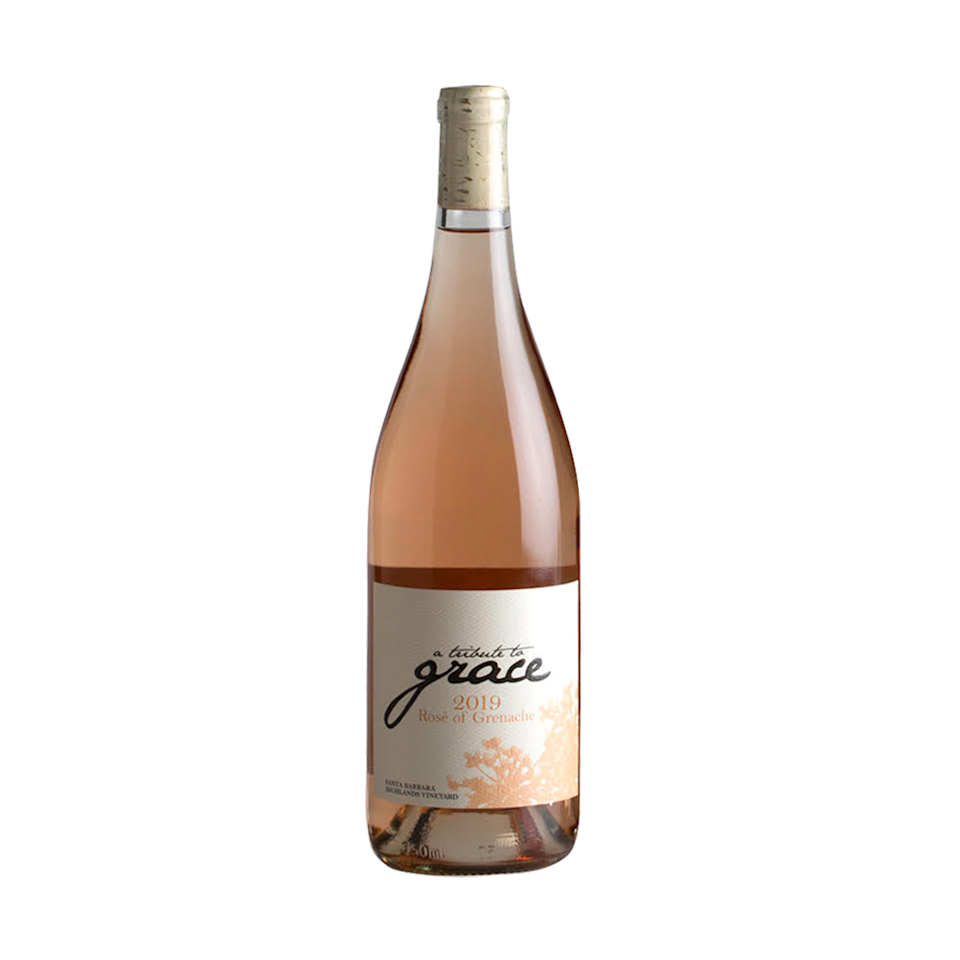 """<p>This rosé is full of beautifully textured fruit flavor and has bright acidity that makes it perfect for a hot summer day, says Alex Ring, wine director at <a href=""""https://www.sepiachicago.com/"""" rel=""""nofollow noopener"""" target=""""_blank"""" data-ylk=""""slk:Sepia"""" class=""""link rapid-noclick-resp"""">Sepia</a> and <a href=""""https://www.proxichicago.com/"""" rel=""""nofollow noopener"""" target=""""_blank"""" data-ylk=""""slk:PROXI"""" class=""""link rapid-noclick-resp"""">PROXI</a>. When it comes to pairing, it's highly versatile, too, he says. </p><p><em>Price: $25</em></p><p><a class=""""link rapid-noclick-resp"""" href=""""https://www.winestyr.com/wine/a-tribute-to-grace/2019-rose-of-grenache?gclid=CjwKCAjw9r-DBhBxEiwA9qYUpZHhxZNlk1QRqi-RAwtZ8MhmkvN7B5ba8NIOzKDd1Pme2S1CLUfHpxoCVZIQAvD_BwE"""" rel=""""nofollow noopener"""" target=""""_blank"""" data-ylk=""""slk:SHOP NOW"""">SHOP NOW</a><br></p>"""