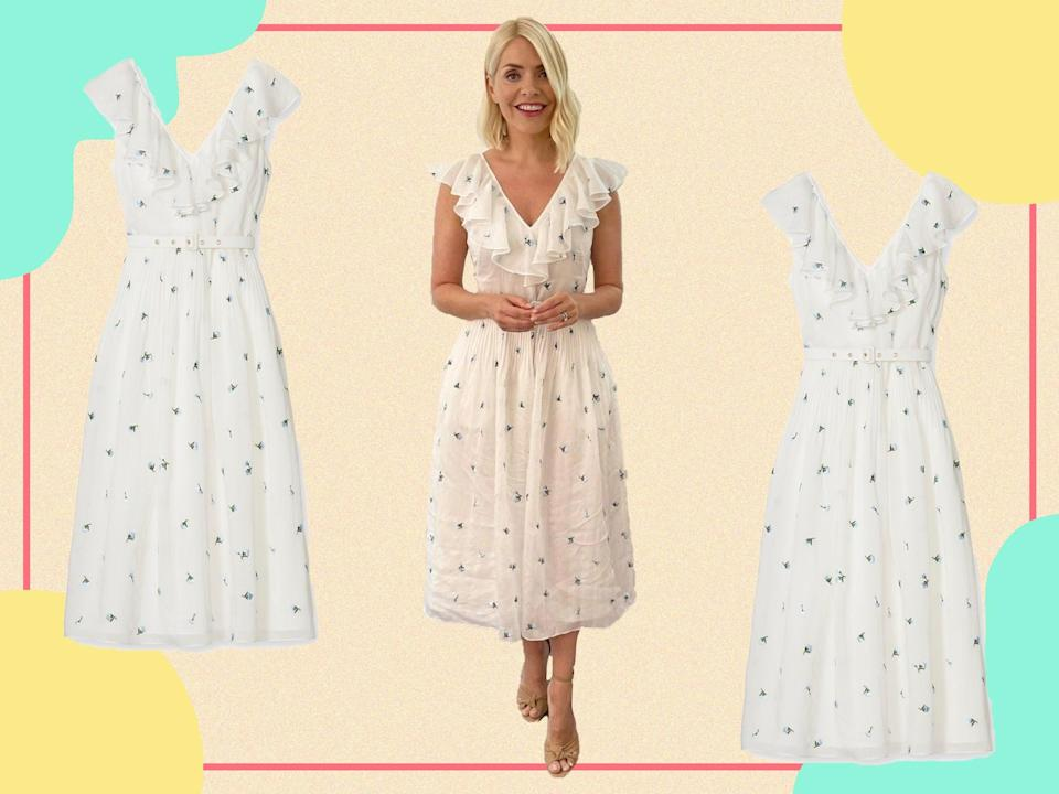 Kate Spade New York is a luxury fashion house, so we've found affordable alternatives too  (@hollywilloughby/The Independent)