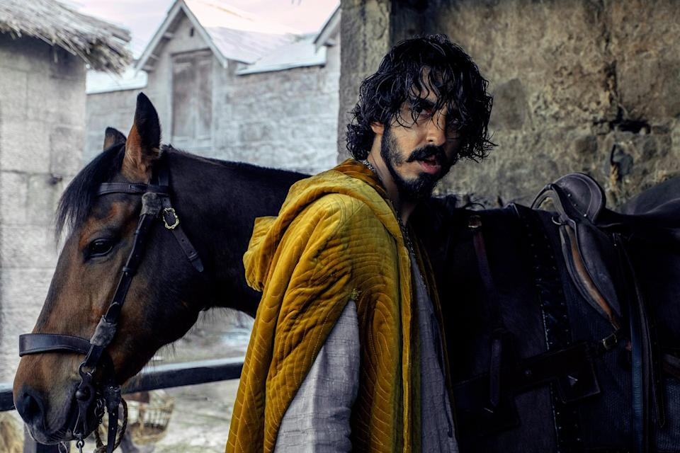 Film Review - The Green Knight (ASSOCIATED PRESS)