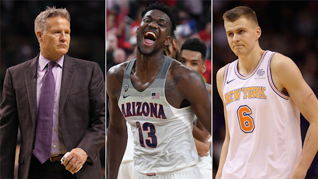 We took a look at the 13 prospects, coaches, front-office executives and other groups who are going into the 2018 NBA Draft with more at stake than usual.