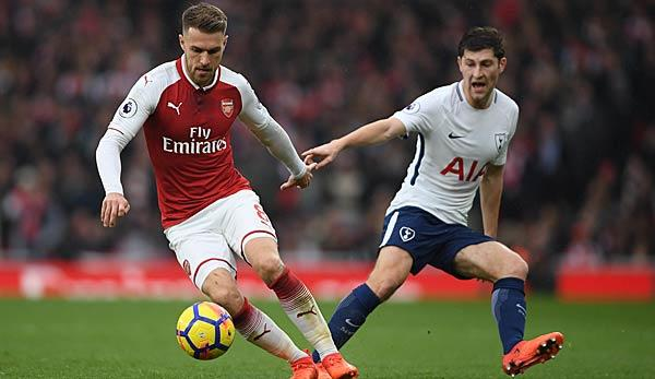 Premier League: Tottenham Hotspur gegen Arsenal: Nord-London-Derby in der Prem