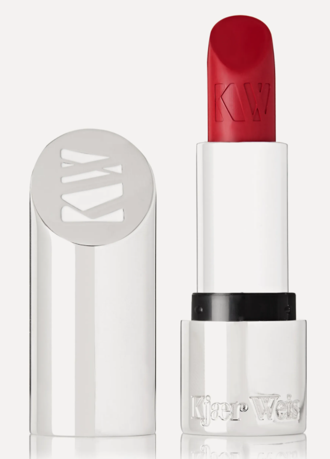 Kjaer Weis Lipstick in KW Red