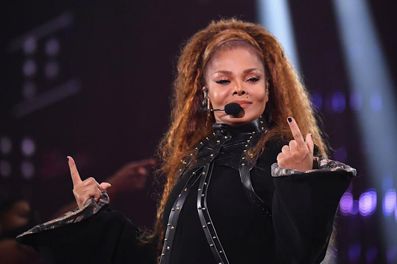Janet Jackson Announces Las Vegas Residency, and It's All