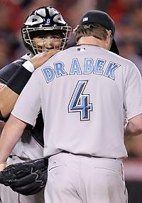 For young Drabek, it's just a matter of control