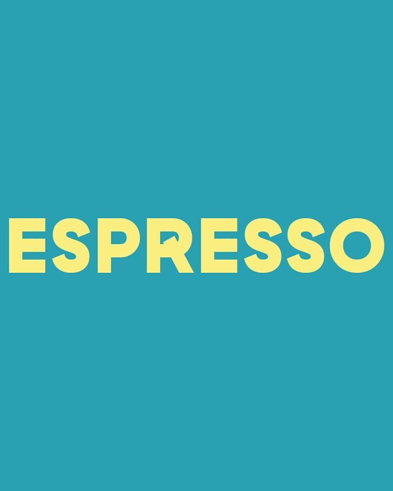 """<p>An espresso is simply that: a single shot of espresso, which is 30ml. It's lovely in an <a href=""""https://www.delish.com/uk/cocktails-drinks/a30977801/espresso-martini/"""" target=""""_blank"""">espresso martini</a>, btw...</p>"""