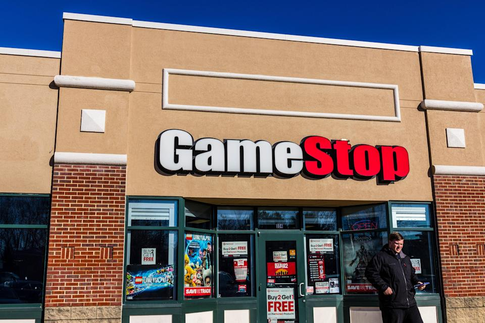 The best memes about the GameStop Wall Street saga  (Getty Images)