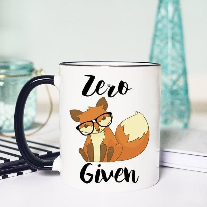 <p>The comedian in the family will love sipping coffee out of this <span>Fox Mug</span> ($13).</p>