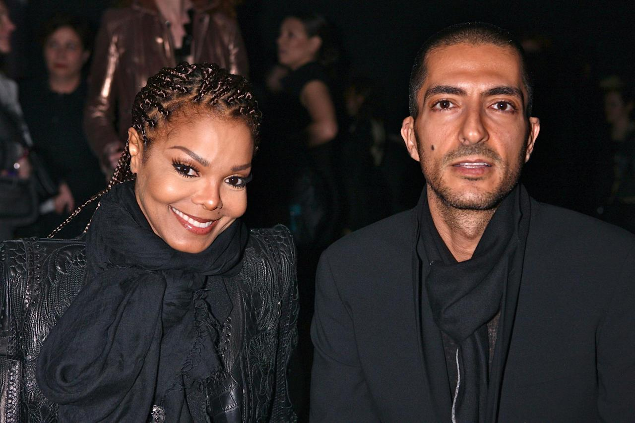 Janet Jackson reportedly converted to Islam in 2012 after marrying her husband, Qatari businessman Wissam al Mana.