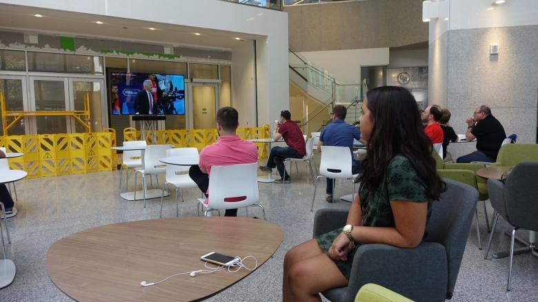 Should bosses let employees watch the World Cup at work?