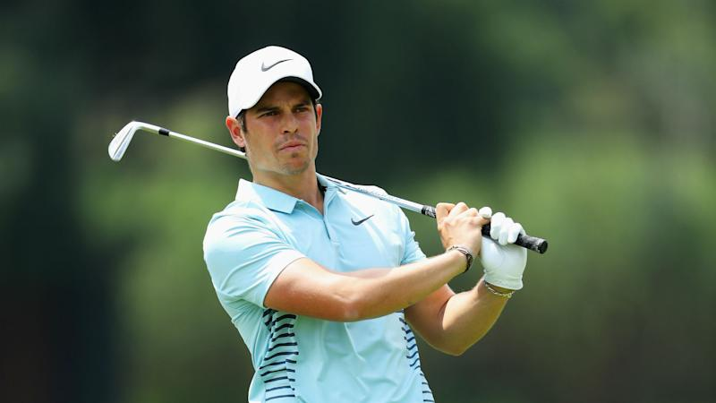 Paisley holds one-shot lead in SA Open