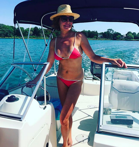 "<p>It was all about boats and bright bikinis for the soon-to-be divorced<em> Real Housewives of New York</em> star. ""Goodbye summer,"" she captioned this Instagram pic. ""You were a warm friend and here just when I needed you most."" In a second photo, she noted she was ""<a rel=""nofollow"" href=""https://www.instagram.com/p/BYokubeg1su/?hl=en&taken-by=countessluann"">happy</a>."" Take that, Tom. (Photo: <a rel=""nofollow"" href=""https://www.instagram.com/p/BYqNPeZgUov/?taken-by=countessluann"">LuAnn de Lesseps via Instagram</a>) </p>"