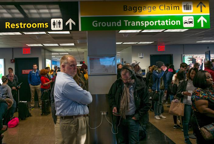 Airline execs have warned about air travel delays and ...