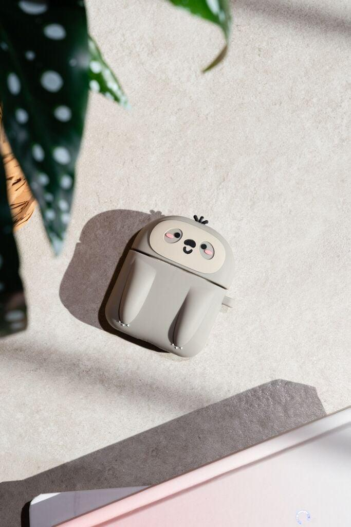 <p>This <span>Sloth AirPods Case</span> ($20) is too cute.</p>