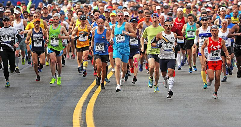 Boston Marathon Canceled For The First Time In Its 124-Year History