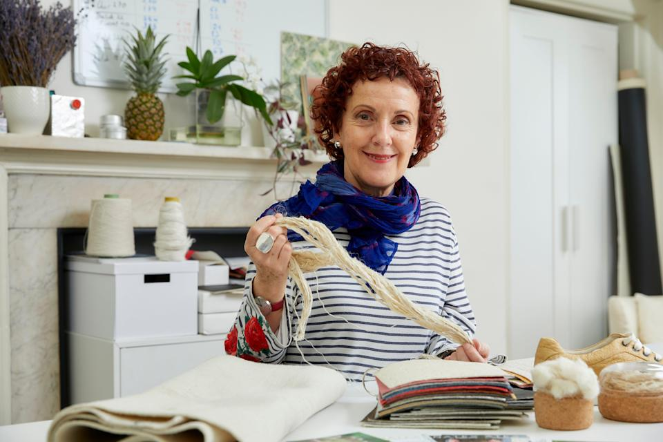 Hijosa, 69, previously catered to clients including Harrods, before working as a textile consultant for the World BankEPO