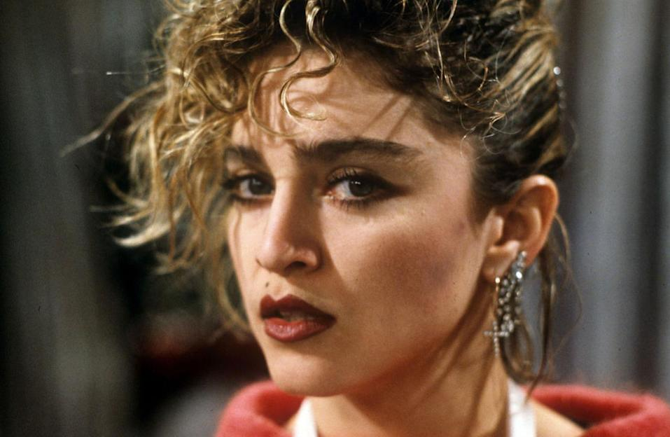 <p>Yes, the Material Girl worked in the Times Square branch of Dunkin' Donuts. But sadly it was not to become a career. She was fired after she squirted the jam filling from a doughnut over a customer. Their loss was pop's gain.</p>