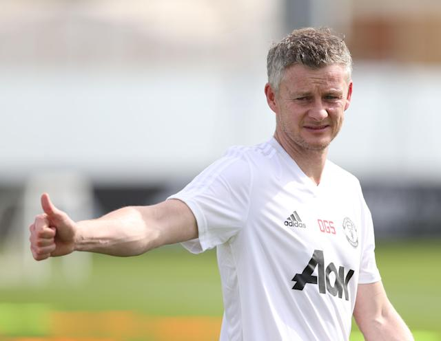 Solskjaer has won each of his first five games in charge