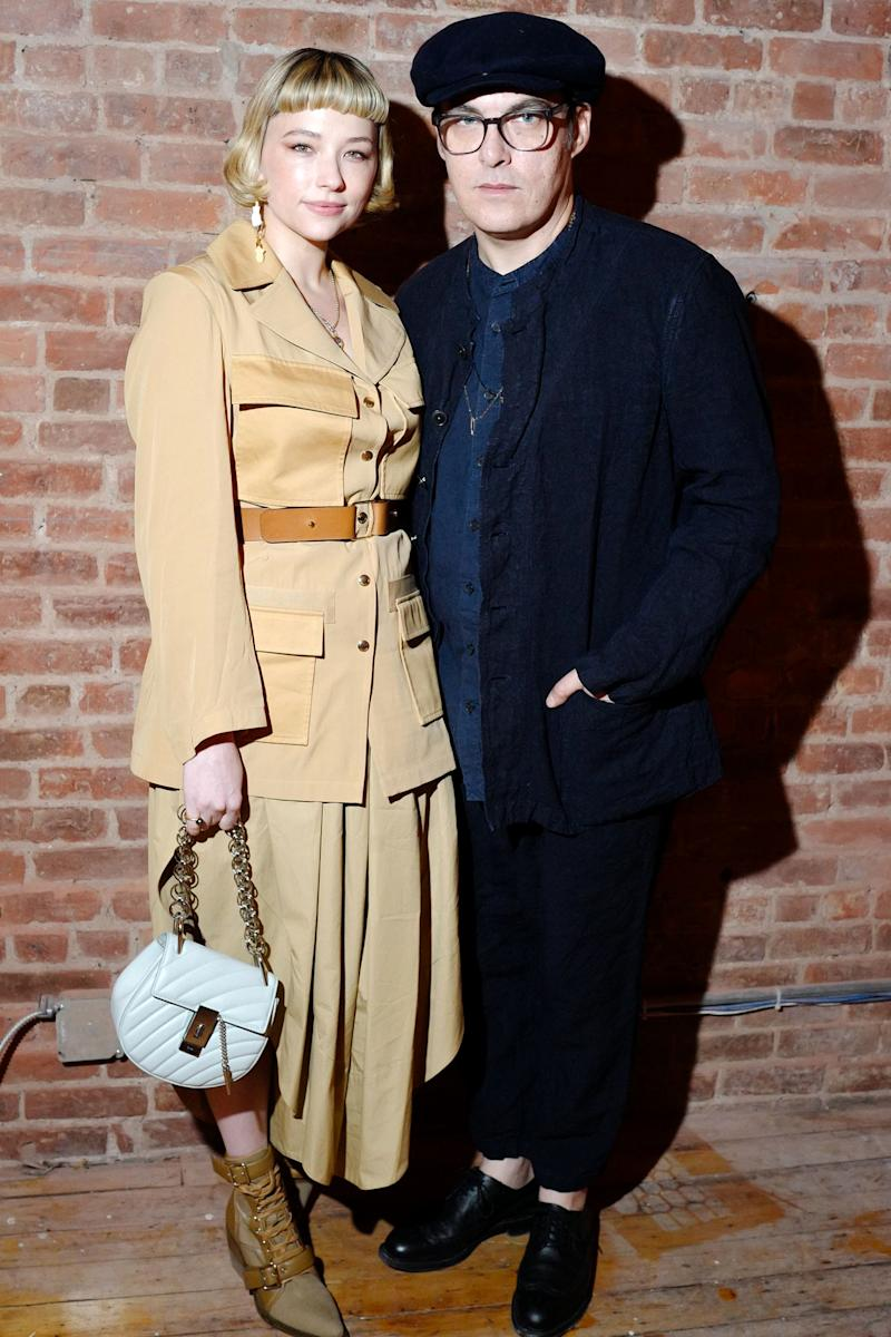 The Girl on the Train's Haley Bennett and Director Joe Wright Welcome First Child Together