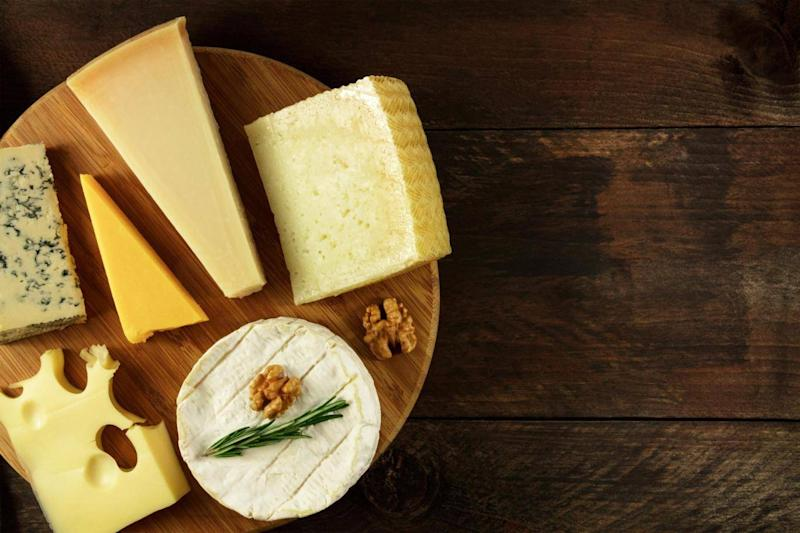 Shape, size, and texture all play a part in how cheese should be cut