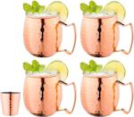 <p>Treat him to this classic set of four <span>Benicci Moscow Mule Copper Mug Set</span> ($25).</p>