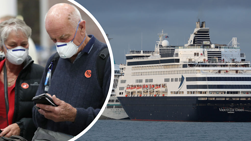 Cruise ship passengers are still booking trips in droves, despite coronavirus. Source: Getty