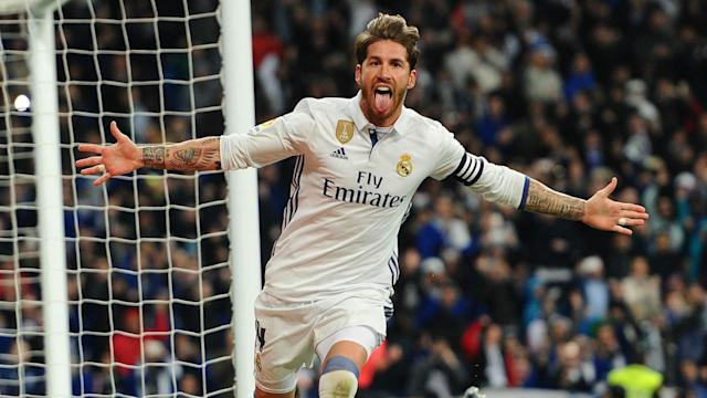 A presidential role was floated to three-time LaLiga winner and two-time Champions League medallist Sergio Ramos and he responded.
