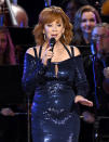 <p>McEntire, 62, is the third-oldest artist on this list, behind Streisand and Linda Ronstadt. Her top seller is 1993's Greatest Hits Volume Two (5 million). Her top-selling studio album is 1991's For My Broken Heart (4 million). (Photo: Charles Sykes/Invision/AP, FIle) </p>