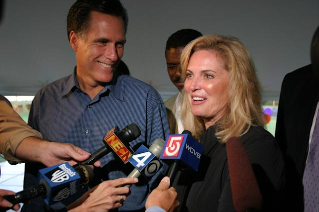Photo: Courtesy of Ann Romney