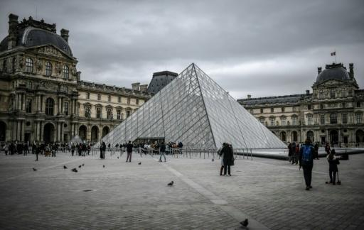 Coronavirus: Louvre museum closes for second day as France reports third death