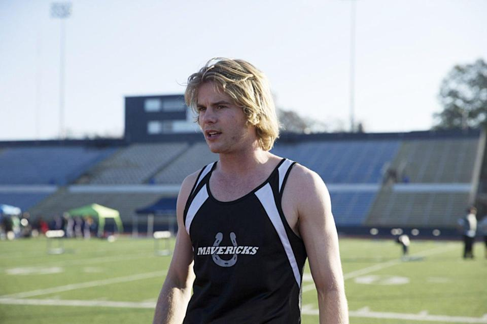 """<p>Based on Jeremy Jackson's novel <strong>Life at These Speeds</strong>, this film tells the story of a young teenager who copes with losing his girlfriend in a tragic accident the only way he knows how: running. He finds that the accompanying """"runner's high"""" is the only way he's able to feel close to her memory, but the more miles he logs, the more local attention he receives.</p> <p><a href=""""http://www.netflix.com/title/80119249"""" class=""""link rapid-noclick-resp"""" rel=""""nofollow noopener"""" target=""""_blank"""" data-ylk=""""slk:Watch 1 Mile to You on Netflix now"""">Watch <strong>1 Mile to You</strong> on Netflix now</a>.</p>"""