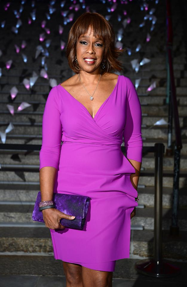 NEW YORK, NY - APRIL 16:  Gayle King attends Vanity Fair Party for the 2013 Tribeca Film Festival on April 16, 2013 in New York City.  (Photo by Dimitrios Kambouris/Getty Images)