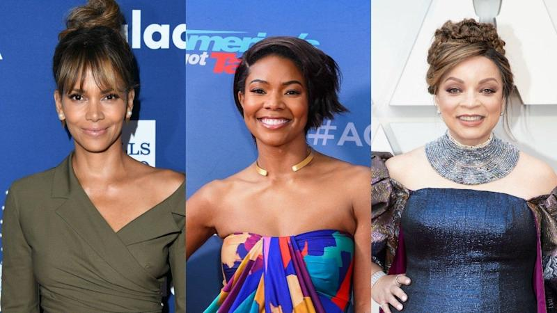 Halle Berry, Gabrielle Union & More Join 'Black Panther' Ruth Carter's #WomenDancingTogether Challenge