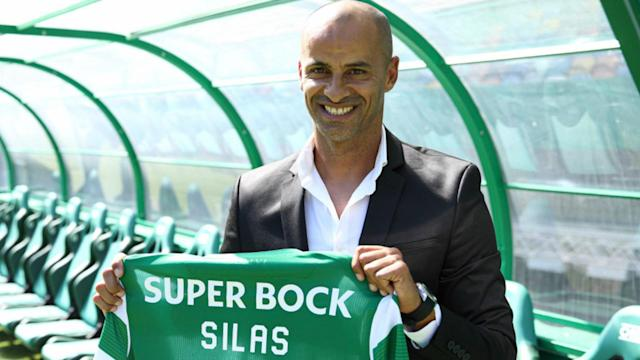 Former Portugal and Wolves midfielder Silas is Sporting CP's new coach, despite being sacked by Belenenses SAD earlier this month.