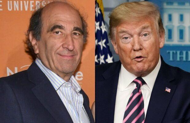 NBC News Chief Andy Lack Says Journalists Are 'Winning' Against Trump's Attacks on Media