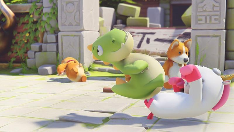 After Genshin Impact, Party Animals is the latest hit from Chinese game developers