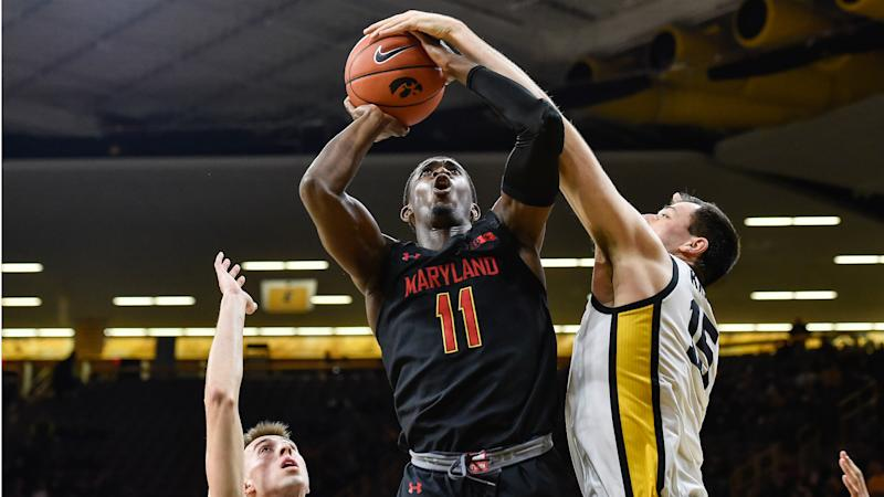 Maryland falls to No. 17, Virginia out of top 25 in latest AP Poll